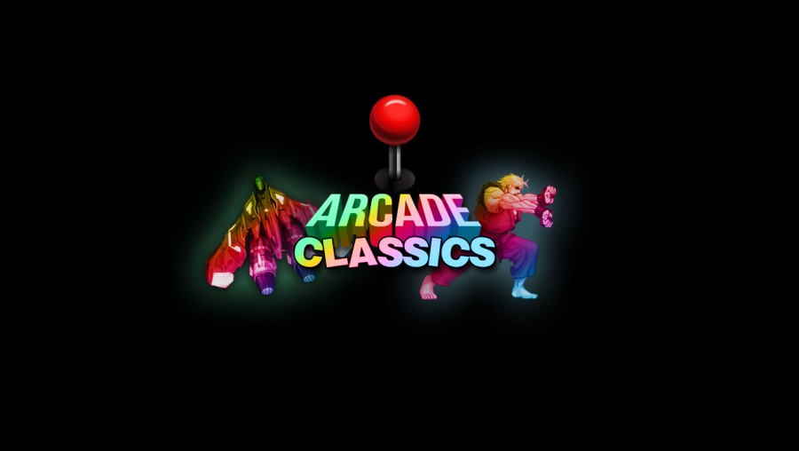 Desktop background image for arcade classics. Design by MMG1Design, All rights reserved. All other Artwork and trademarks are the property of their respective owners.